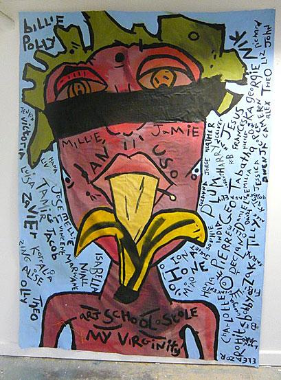 clayton pettet art show
