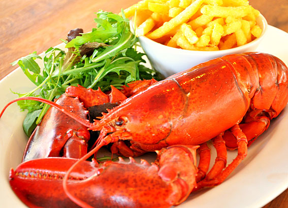 The Lobster House Wandsworth - A fine home for the high society crustacean