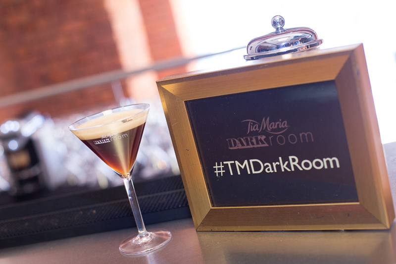 Tia Maria Dark Room unlocked for 2014, curated by Gemma Cairney