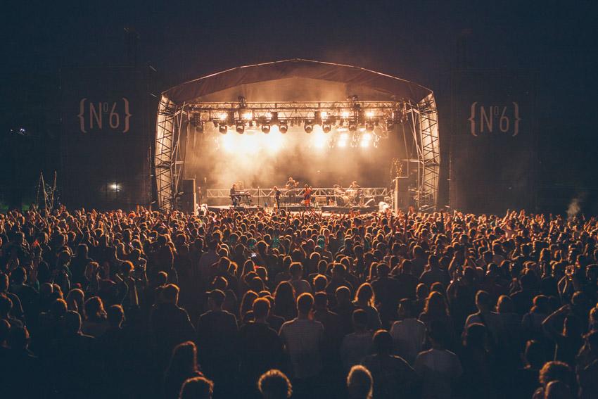festival no. 6 review