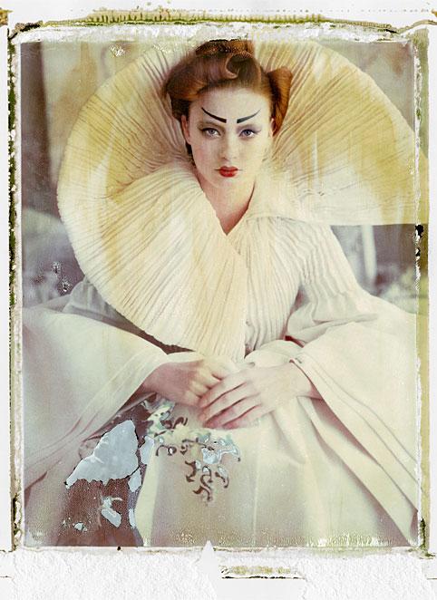 Haute Couture: The Polaroids of Cathleen Naundorf