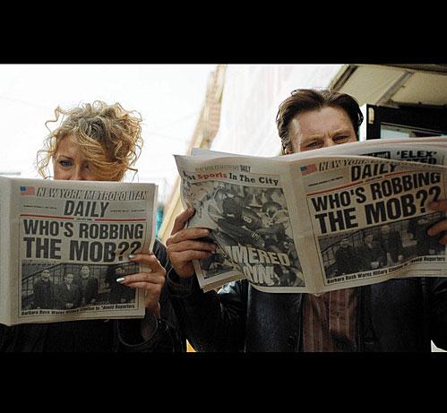 Big Al Fiorello, Rob the Mob true story