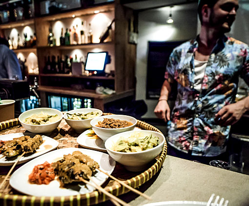 stage 3 hackney, restaurant review, Platterform