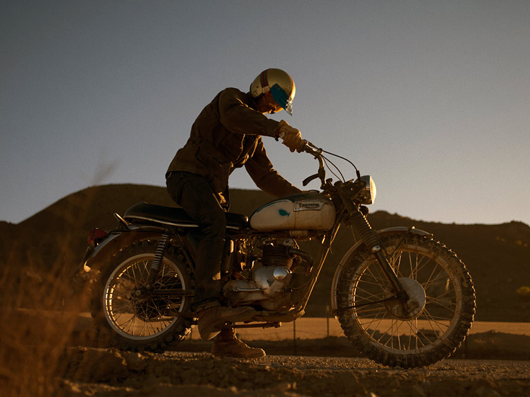 Barbour International X Deus Ex Machina