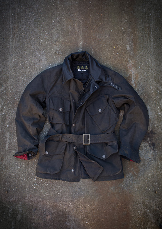 Barbour jackets mens