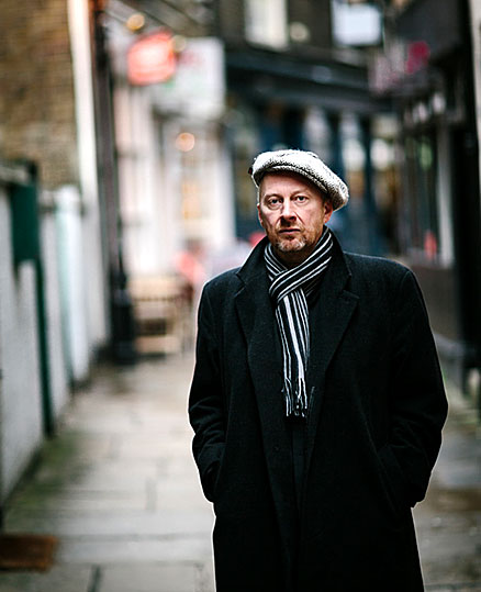 Colin Vearncombe Black