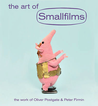 The Art of Smallfilms - the work of Oliver Postgate and Peter Firmin