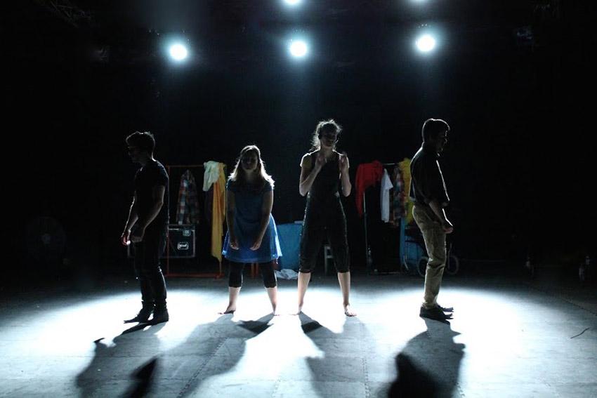 mimetic festival london KimBo Theatre