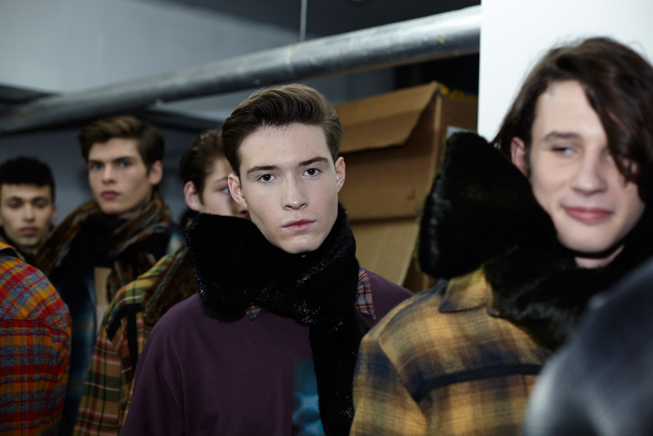 shaun samson aw15 menswear collection