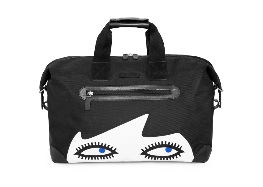 Lulu Guinnes Doll Face Luggage Range