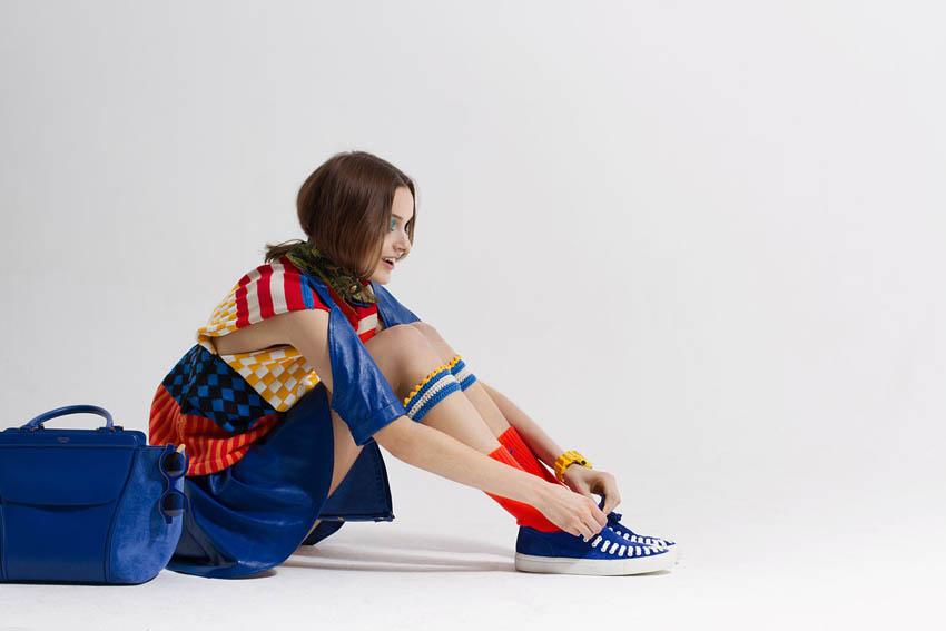 Curiouser and Curiouser: Fun Fashion Shoot by Ana Barreira