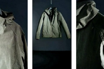 Ten c anorak, mens outerwear label