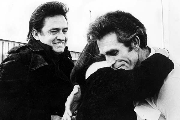 Johnny Cash and Glen Sherley - Folsom Prison Blues