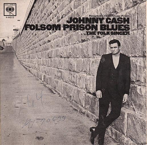 Johnny Cash and Glen Sherley - Folsom Prison Blues