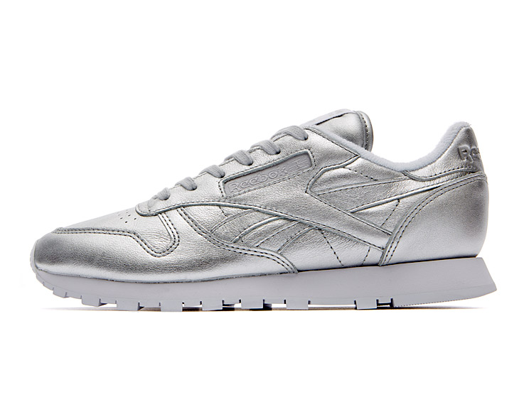 Reebok Classic x FACE Stockholm Silver Metallic