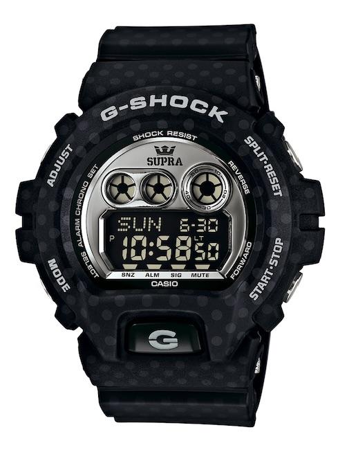 G-Shock watch supra