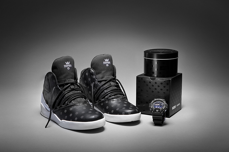 G-Shock watch supra