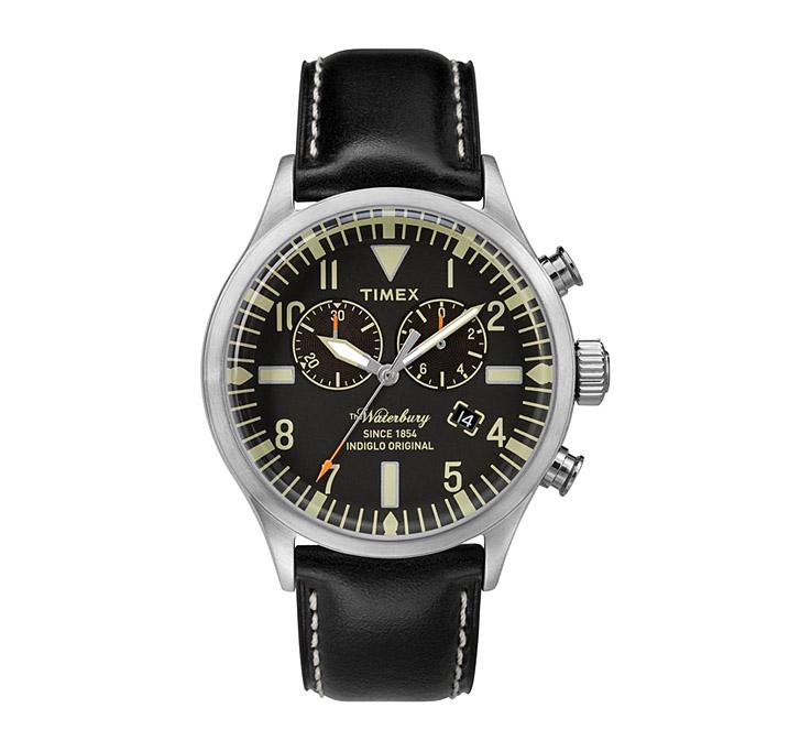 Timex watches: Waterbury Chronograph