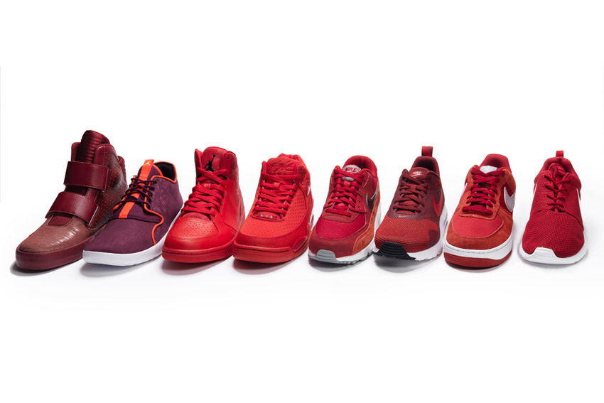 converse rouge femme foot locker