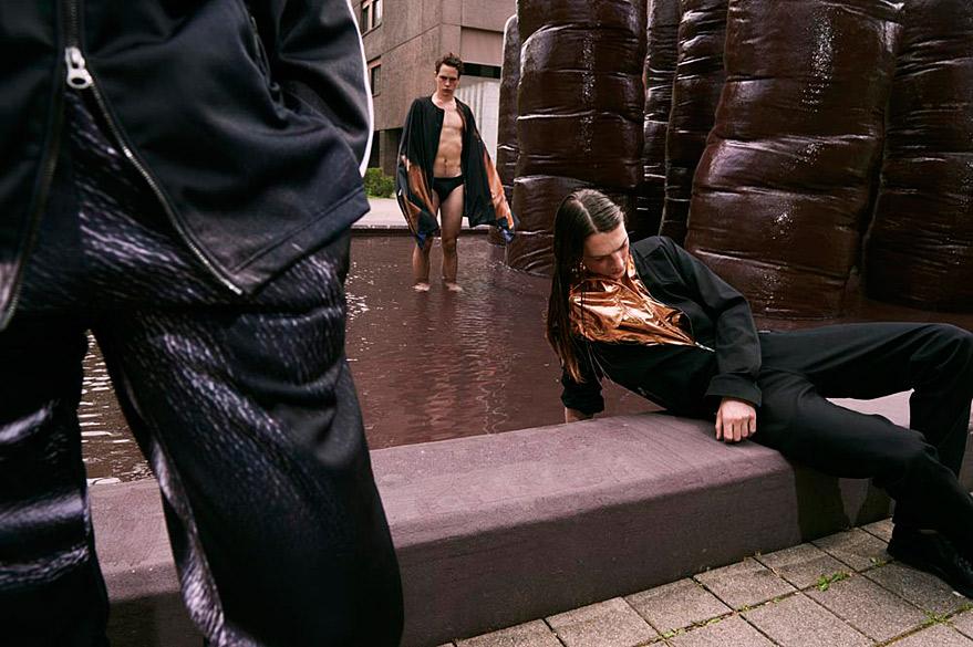 julian zigerli berlin fashion show