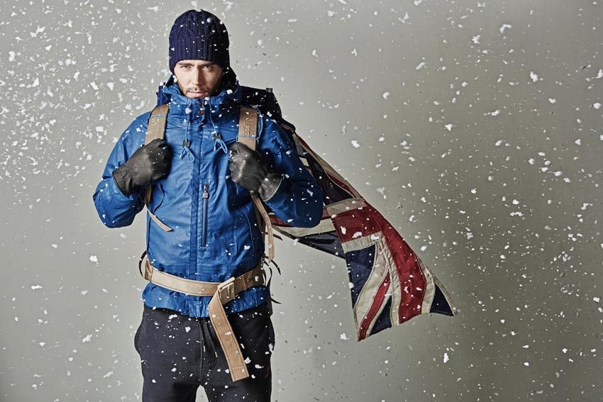 K100 Karrimor Nigel Cabourn: Made in England