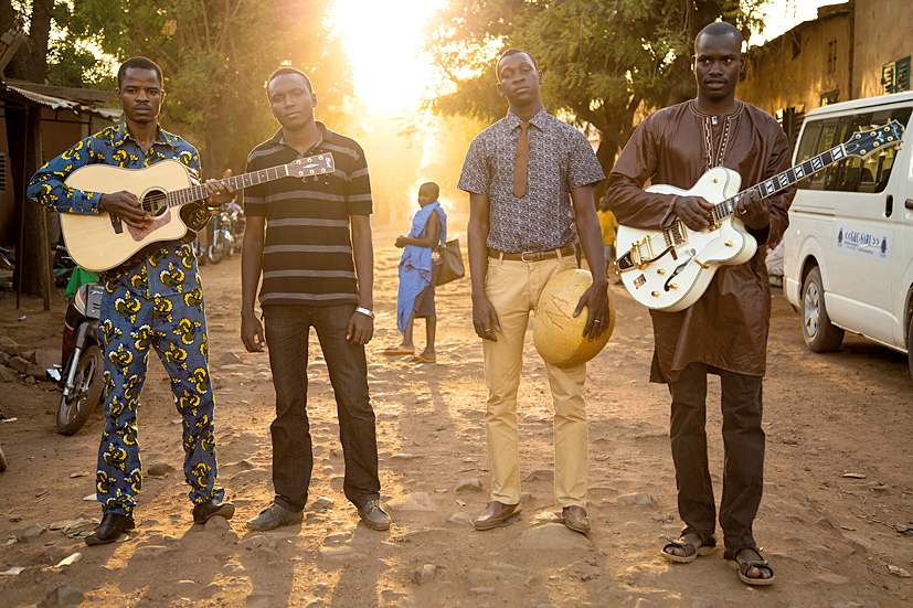 Malian Musicians film, They will have to kill us first