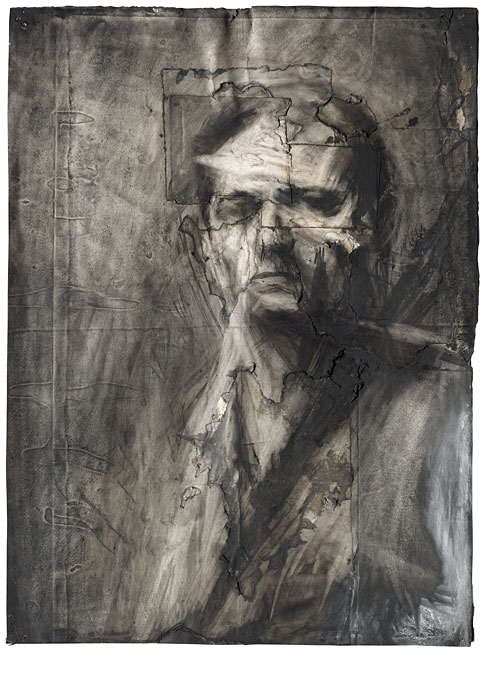 Frank Auerbach at Tate Britain, Art Review