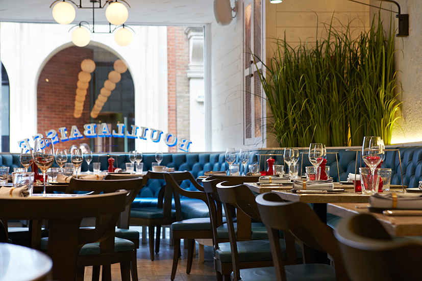Bouillabaisse Mayfair - A genuinely cosmopolitan seafood experience