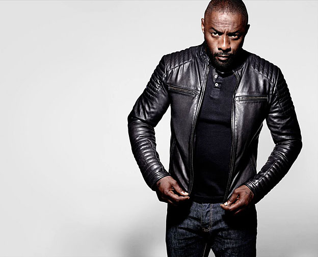 Idris Elba Superdry Collaboration, mens fashion