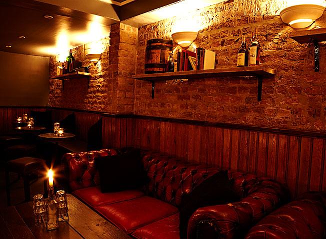 Milroys of London, The Vault of Soho