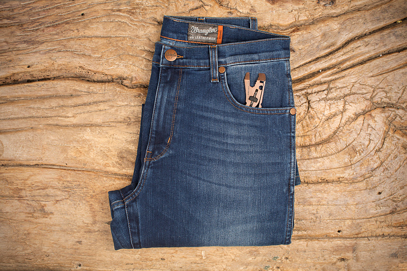 Wrangler mens jeans, leatherhead
