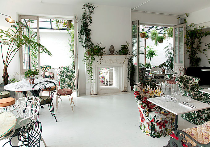 Greenhouse at B&H