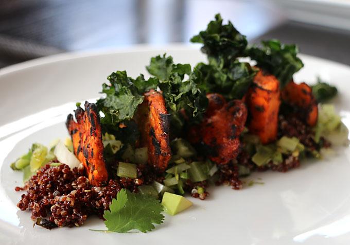 The Gate Vegetarian Restaurant