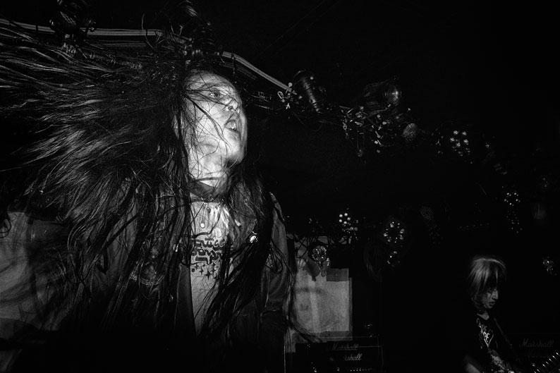 japanese punk photography exhibition, blackmeans