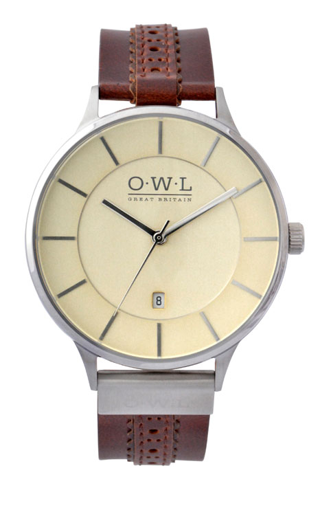 OWL mens watch Warwick