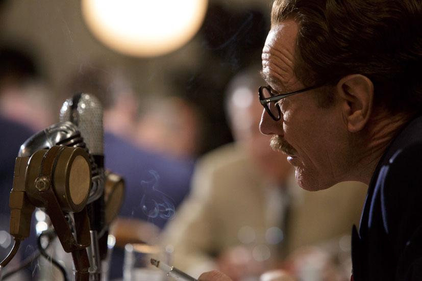 Trumbo film, Bryan Cranston