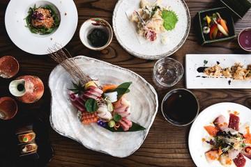 neighbourhood Japanese restaurant