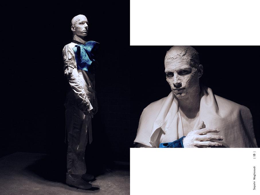 Sepehr Maghsoudi dutch fashion