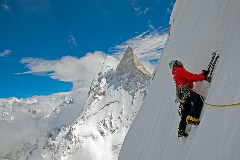 Meru film - How to conquer a mountain