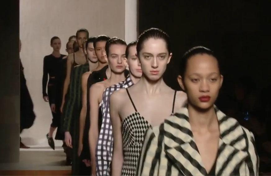 New York Fashion Week Victoria Beckham