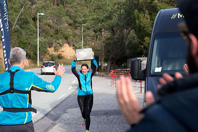 Diadora relay team
