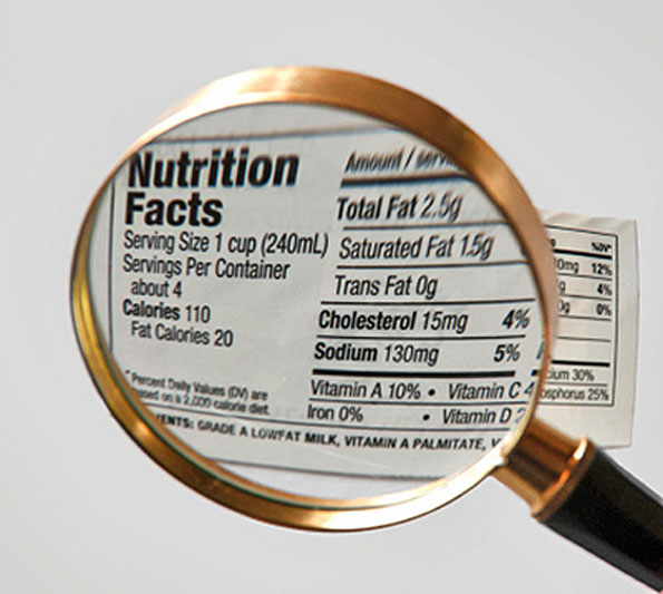 do you trust food labels