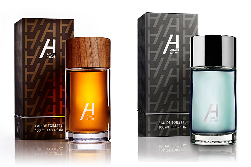 Alford & Hoff launch second men's fragrance