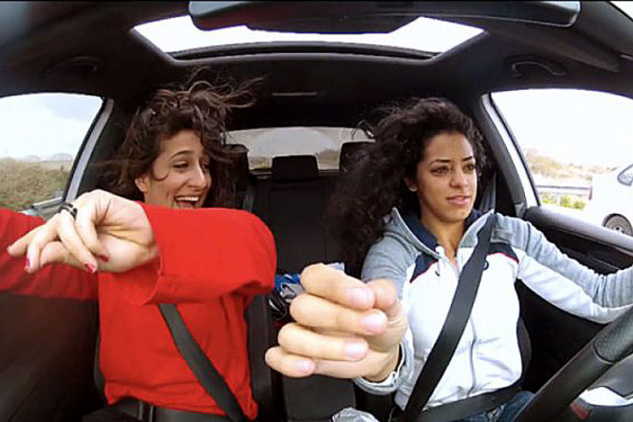 speed sisters film