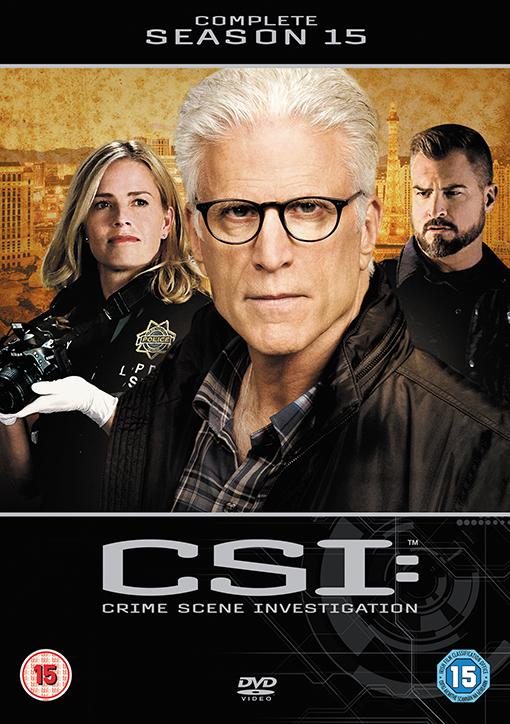 CSI Series 15 DVD boxset, CSI Finale