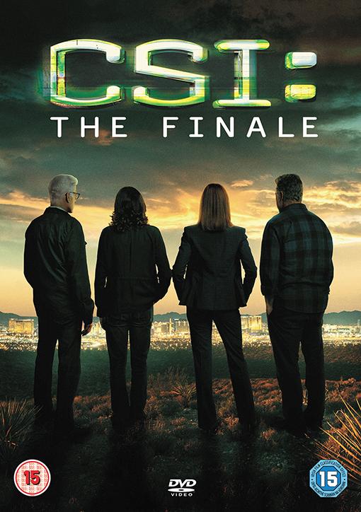 CSI the finale DVD boxset, CSI Finale