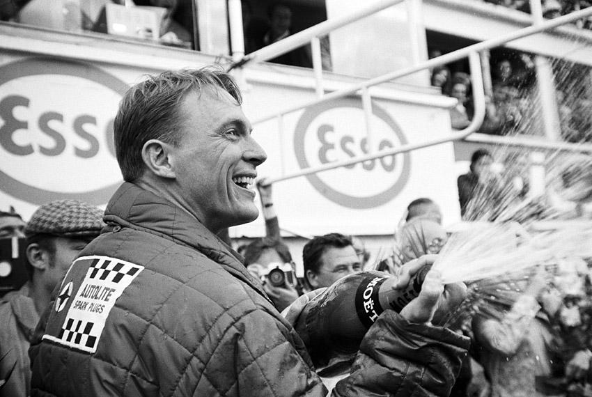 Dan Gurney, Le Mans, France, Moet & Chandon, moët party day