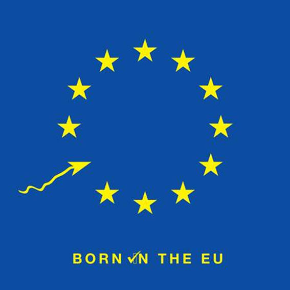 Born in the EU