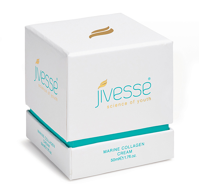 jivesse marine collagen cream, jivesse cream review