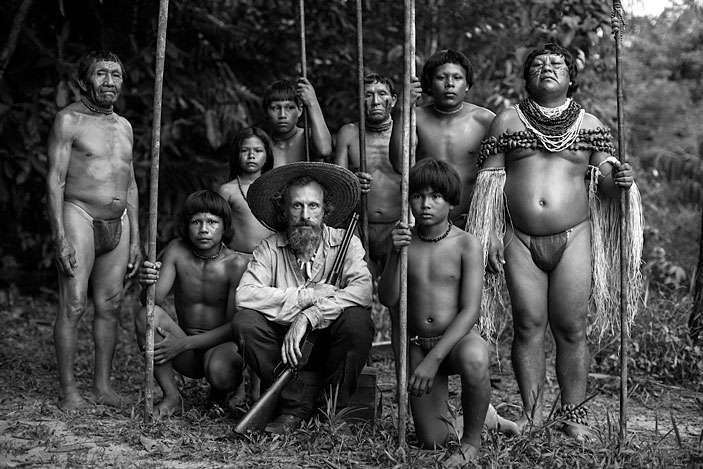 Director Ciro Guerra Embrace of the Serpent